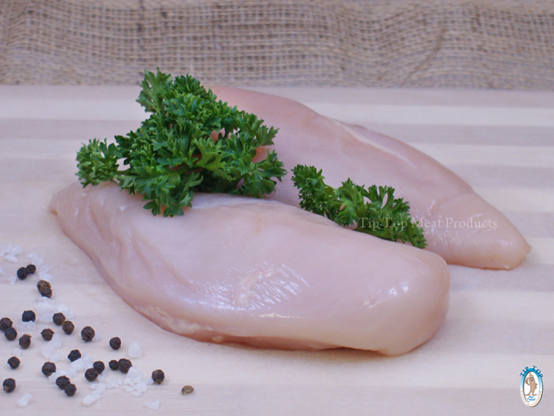Chicken Breast, the Versatile, Low Fat Meat