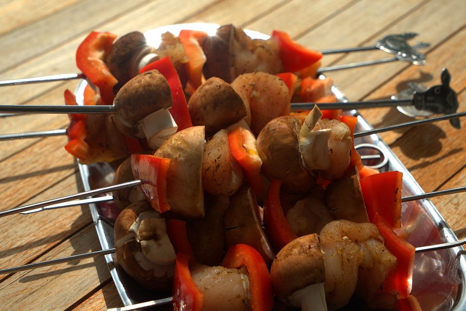 Vegetable Shishkebab