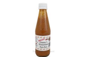 Granny's Homemade Peri Peri 250ml