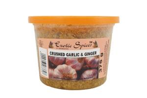 Crushed Garlic and Ginger 375g