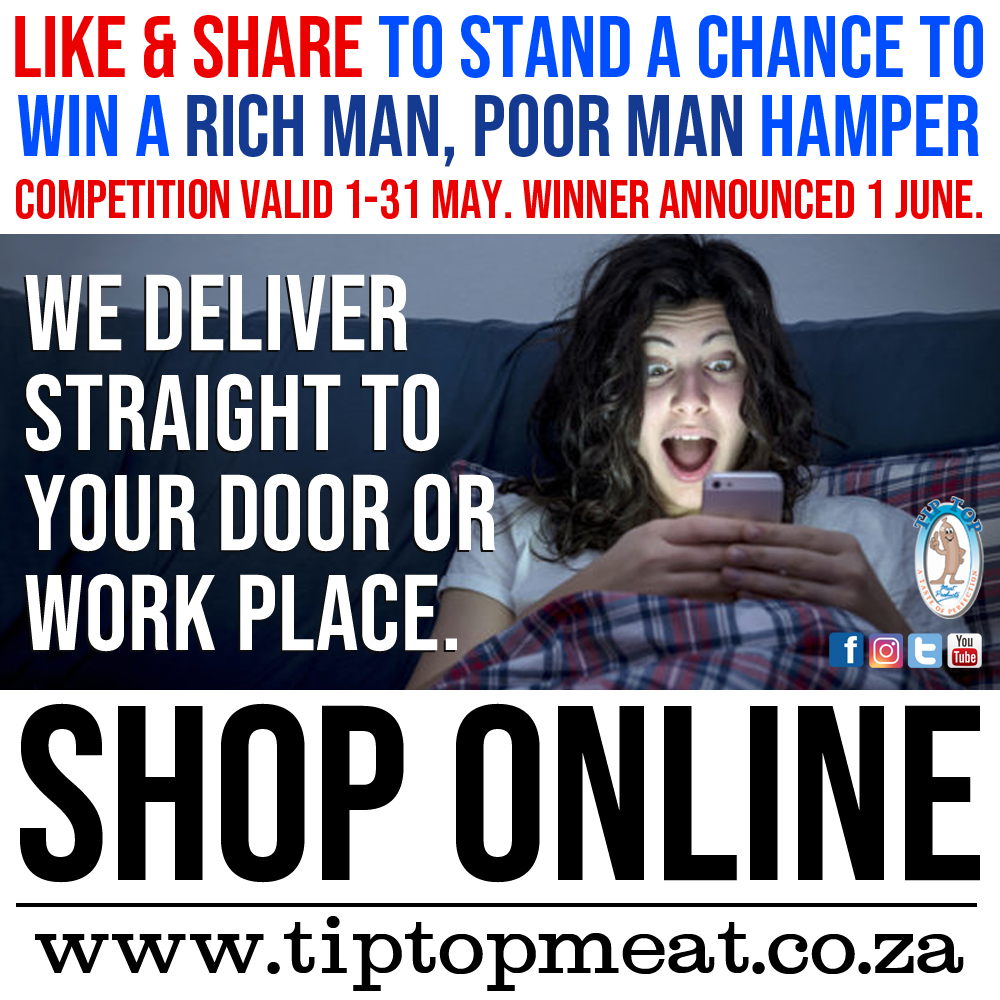 May Comp - Online Shopping