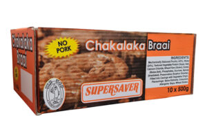 Supersaver Chakalaka Braai 10x500g