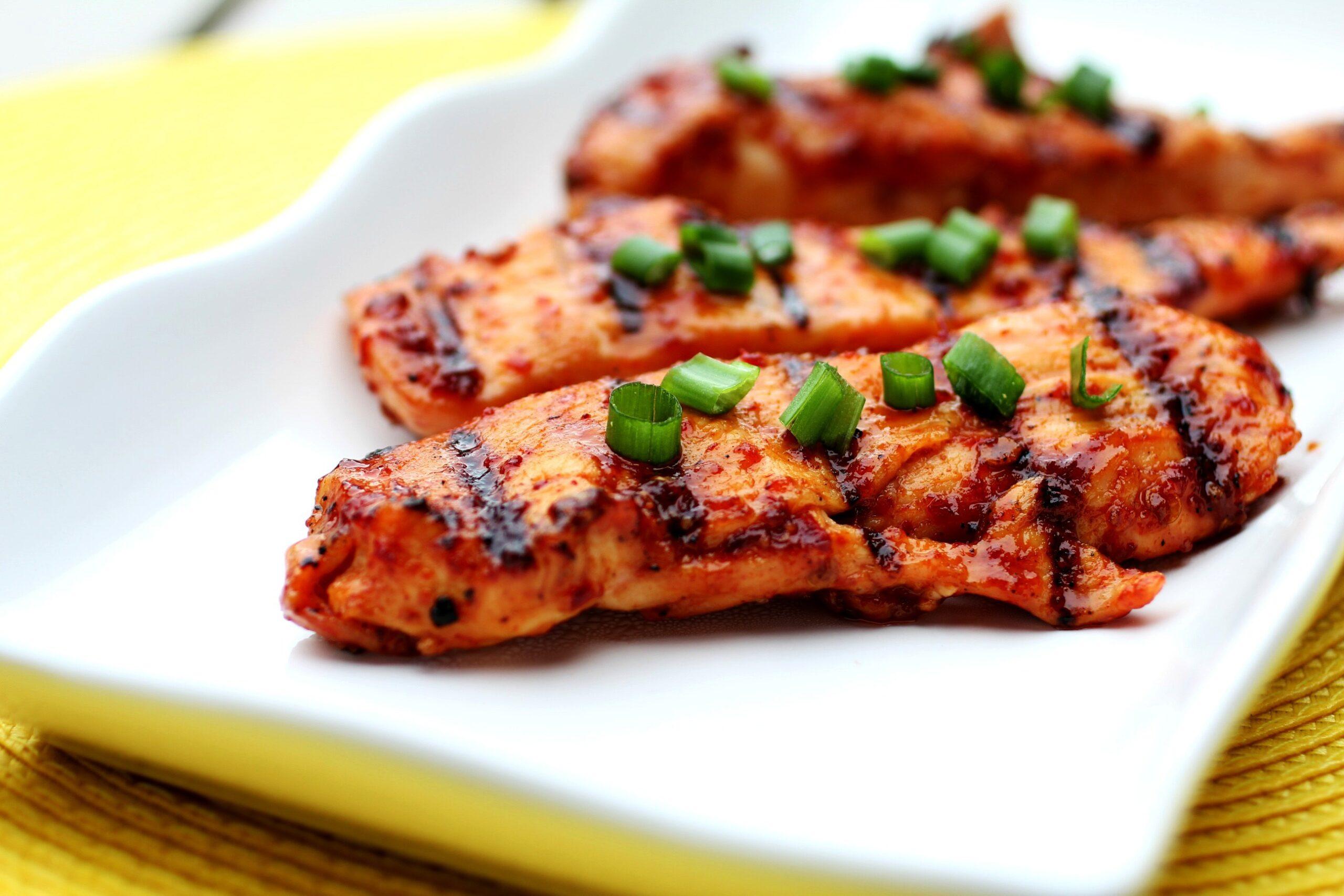 Healthy Meat. Chicken Nutrition.